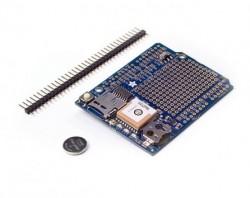 Arduino - Arduino Adafruit Ultimate GPS Logger Shield v1