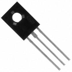 - BD140 PNP Transistör - 1.5A 80V