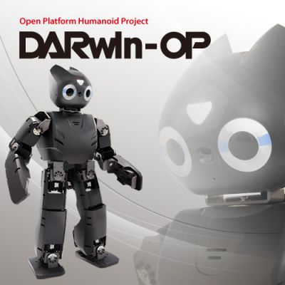 Robotis - DARwIn-OP Ar-Ge Platformu