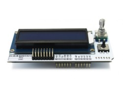 Elecfreaks - Elecfreaks LCD Key Shield 2x16 Arduino Uyumlu