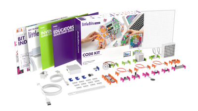 littleBits - LittleBits Code Kit