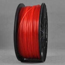 Wanhao - Wanhao Premium Filament PLA 3,00 mm-Red-Kırmızı
