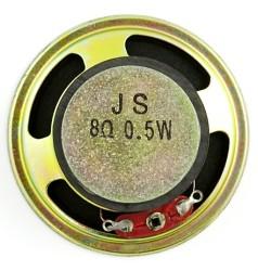 - 0.5V 8 Ohm hoparlör - Tek