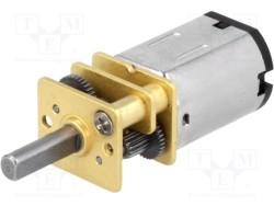 Pololu - 10: 1 Mikro Metal Redüktörlü Motor HPCB 6V