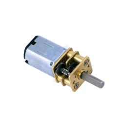Pololu - Pololu 100:1 MicroMetalRedüktörlü MotorHP 6V 310rpm PL-1101