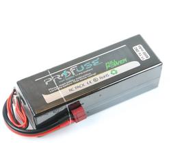 - 11.1 V 3S Lipo Batarya 6000 mAh 25C - Kutulu