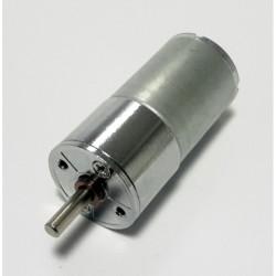 - 12V 1000Rpm 25mm Redüktörlü DC Motor