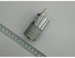 - 12V 10Rpm 37mm Redüktörlü DC Motor