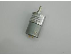 - 12V 120Rpm 37mm Redüktörlü DC Motor