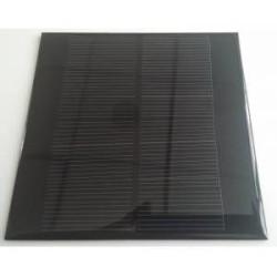 - 7V 120mA Solarcell Güneş Pili 110x110