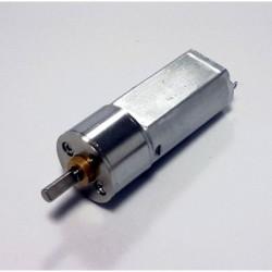 - 12V 2000Rpm 16mm Redüktörlü DC Motor