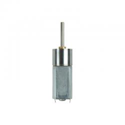 - 12V 2500Rpm 16mm 1:75 Redüktörlü Dc Motor