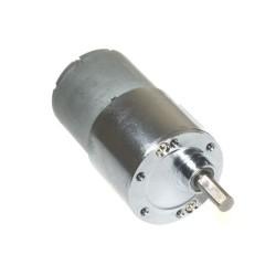 - 12V 400Rpm 37mm Redüktörlü DC Motor