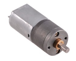 Pololu - Pololu 154:1MetalDişli Motor20Dx44Lmm(90 Rpm)