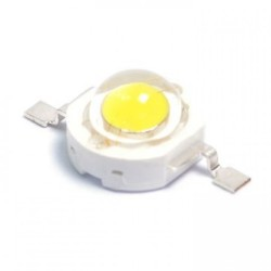 - 1W Beyaz Power LED