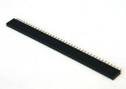 - 1x40 180 Derece Dişi Pin Header