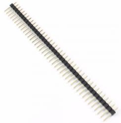 Çin - 1x40 19mm Erkek Pin Header