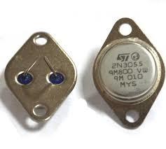- 2N3055 NPN Transistör - 15A 100V
