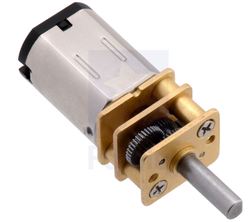 Pololu - Pololu 30:1 Micro Metal Redüktörlü HP 6V 1000rpm PL-1093