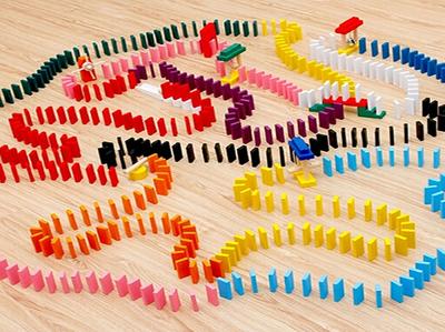 360 Parça Domino Oyunu