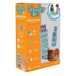 3Doodler - 3Doodler Start Mimari Aktivite Kiti ( Architecture Activity Kit)