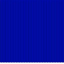 3Doodler - 3Doodler Royal Blue PLA Çubuk Filament 100 Adet