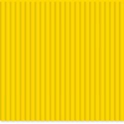 3DOODLER - 3Doodler Rubber Ducky Yellow PLA Çubuk Filament 100 Adet