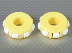 - 41x14mm Plastic Omni Wheel