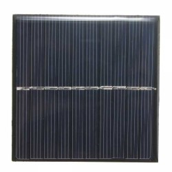 4.2V 100mA Solarcell Güneş Pili - Thumbnail
