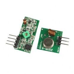 Çin - 433 Mhz RF Kablosuz Alıcı Ve Verici Kiti