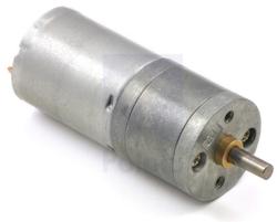 Pololu - Pololu 47:1 Metal Redüktörlü Motor 25Dx52L mm HP 12V PL-3205