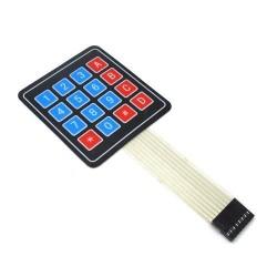 - 4x4 Membran Tuş Takımı (Keypad)