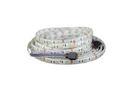 - 5V SİYAH-BEYAZ İÇ-DIŞ MEKAN RGB ŞERİT LED 3 ÇİP 5050 5 METRE