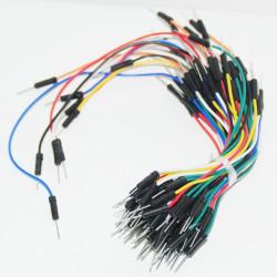- 65'li Erkek-Erkek Jumper Kablo