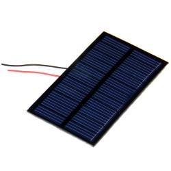 - 6V 200mA Solarcell Güneş Pili 110x60