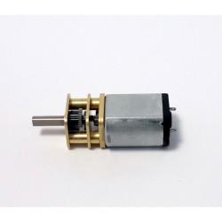 - 6V 350Rpm 15mm Redüktörlü DC Motor