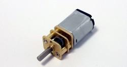 - 6V 650Rpm 15mm Redüktörlü DC Motor