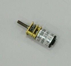 6V 140Rpm 12mm Redüktörlü DC Motor