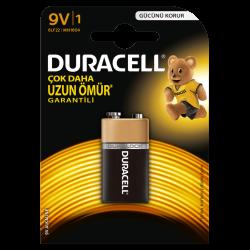 - Pil - Duracell 9V