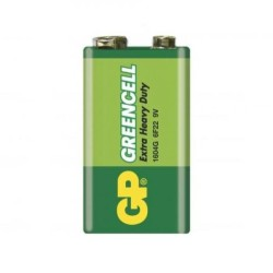 GP - 9V Pil GP Greencell