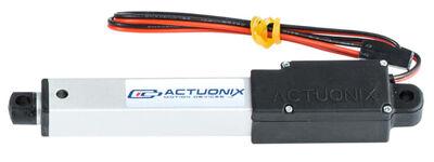 Actuonix L12-50-50-12-S Elektrikli Mikro Lineer Aktüatör, Limit switch, 12V