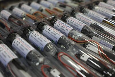 Actuonix L12-50-50-6-S Elektrikli Mikro Lineer Aktüatör, Limit switch, 6V