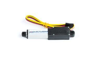 Actuonix L12-30-50-6-P, Pozisyon Geri Beslemeli Mikro Lineer Aktüatör, 6V