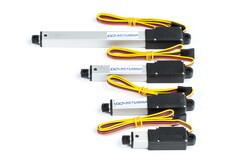 Actuonix L12-50-100-12-P, Pozisyon Geri Beslemeli Mikro Lineer Aktüatör 12V - Thumbnail