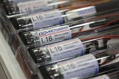 Actuonix L16-140-150-6-R, Lineer Servo Aktüatör, RC Motor & Arduino Arayüzü