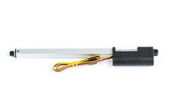 Actuonix - Actuonix P16-200-22-12-P, Premium Lineer Aktüatör, Pozisyon Geri Beslemeli
