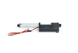 Actuonix - Actuonix P16-100-256-12-S Yüksek Güçlü & Hızlı Lineer Aktüatör, Limit Sw.