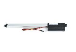 Actuonix - Actuonix P16-200-256-12-S Yüksek Güçlü & Hızlı Lineer Aktüatör, Limit Sw.