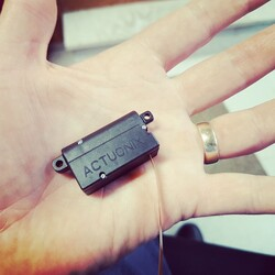Actuonix PQ12-63-6-R Ultra Küçük Lineer Servo Aktüatör, RC & Arduino Arayüz - Thumbnail