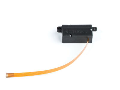 Actuonix PQ12-100-12-S Ultra Küçük Lineer Aktüatör - Limit Switch, 12V, 15g